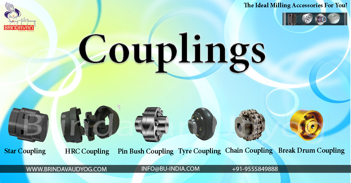 couplings and their types