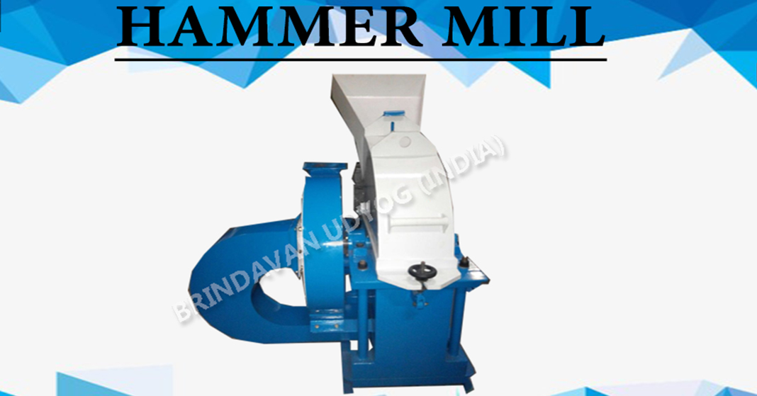 hammer mills: uses and advantages in grinding oil seeds and other materials